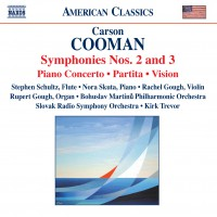 Cooman: Symphonies Nos. 2 & 3, etc.