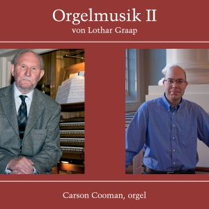 Graap Orgelmusik II cover 300