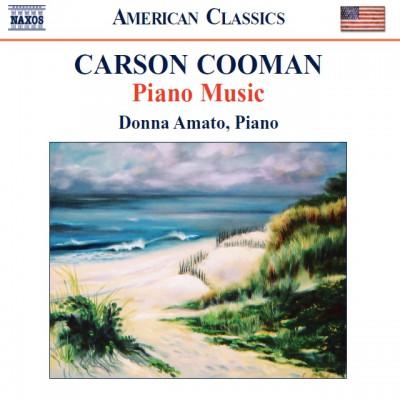 Carson Cooman: Piano Music (Naxos)