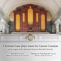 Christian Lane Plays Cooman at Harvard