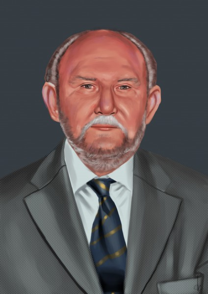 Lothar Graap RT portrait