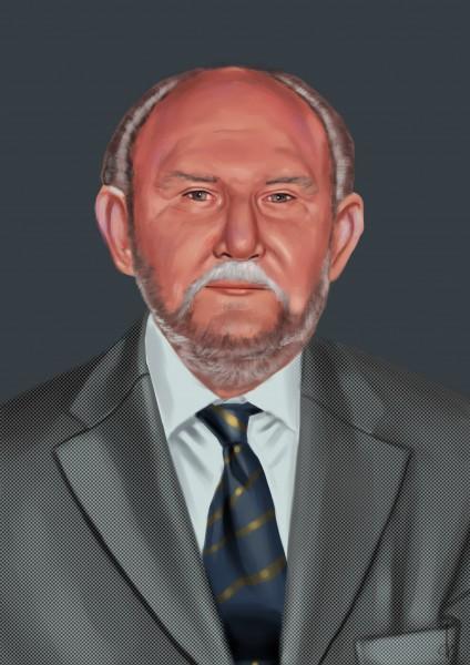 Lothar Graap RT portrait