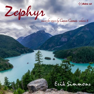 Zephyr: Music for Organ by Carson Cooman